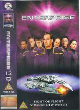 Star Trek Enterprise 1.2 Fight Or Flight/Strange New World