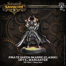 Warmachine hordas BNIB cryx Pirata Reina skarre