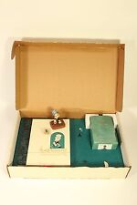 WDCC Disney Jiminy Crickets the Name Collectors Society Kit Figurine Pin Box COA