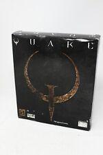 Quake - Original - PC Rare Big Box Full Registered Version - See Desc