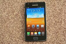 Samsung Galaxy S2 GT-I9100 16GB Black Smartphone  Unlocked