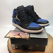 2001 Nike Air Jordan Retro I Royal Black Blue 136066 041 Size 10 Bred Chicago IX