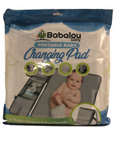 Brand New Babalou Baby Portable Baby Changing Pad