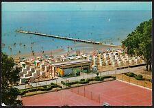 AD3561 Gorizia - Provincia - Grado - Campi da tennis e spiaggia