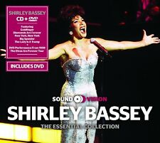 Shirley Bassey Essential Collection CD & DVD live In Antwerp Diamond Awards Tour