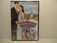 A Princess for Christmas (Katie McGrath Roger Moore Sam Heughan) BRAND NEW DVD