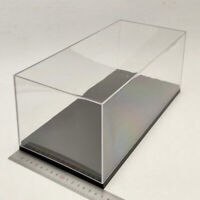 1:18 Scale Model Toys Acrylic Case Display box Transparent Dustproof Gift Boxes