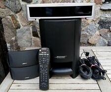 Bose 321 Series 2 II DVD-CD-Heimkino Media Center Subwoofer Satelliten FB