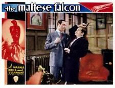 Old Movie Photo The Maltese Falcon Us Lobby Card Ricardo Cortez Otto 1931