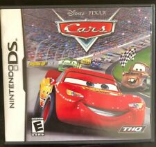 Cars: The Video Game (Nintendo DS, 2011)