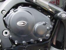 Honda CBR1000RR Fireblade 2006 R&G Racing Engine Case Cover PAIR KEC0013BK Black