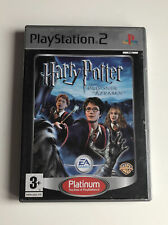 Harry Potter and the Prisoner of Azkaban Platinum Edition PlayStation 2 Game PS2