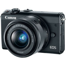 CANON EOS M100 Mirrorless Digital Camera with EF-M 15-45 mm STM Lens - BRAND NEW