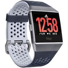 Fitbit Ionic Adidas Edition Smartwatch - Dunkelblau/Grau (FB503WTNV)