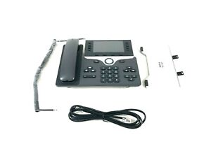 NEW - Cisco IP Phone 8841 CP-BEKEM IP Phone 8800 Series Phones