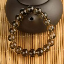 Fashion Women Summer Unisex 10mm Round 100% natural stone Bracelet Gift