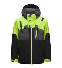 Spyder Tordrillo Ski Jacket - Boys - 12, Black