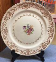 Vintage Stetson American Beauty Serving Platter (22 karat gold ...