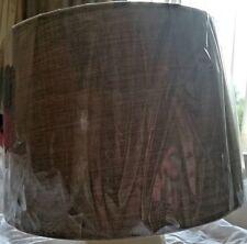 Linen Lamp Shade, Khaki