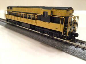 Atlas DCC Virginian Train Master 55 49637 Fairbanks Morse Trainmaster 55 N Scale