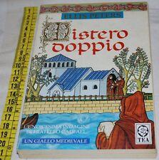 PETERS Ellis - MISTERO DOPPIO - TeaDue - libri usati