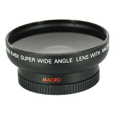 Wide Angle 0.45x lens for nikon Sony Canon 52mm Lens and Macro Close Up 11379_12
