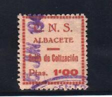 ALBACETE.   NO CATALOGADO