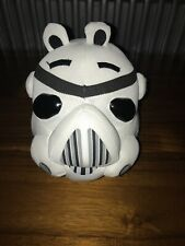 Star Wars Angry Birds Soft Toy Pig Stormtrooper Angry Piggie