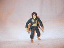 Señor De Los Anillos Frodo Película Figura de acción en camisa blanca 4.5 Pulgadas Suelto