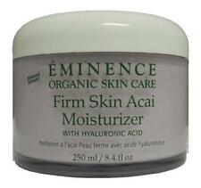 Eminence Firm Skin Acai Moisturizer 8.4 oz / 250 ml New Fresh