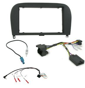 Connects2 CTKMB08 Mercedes SL R230 Car Stereo Double Din Radio Fitting Kit