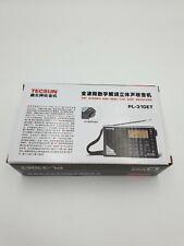 Tecsun PL310ET FM estéreo/SW/MW/LW Radio Receptor DSP