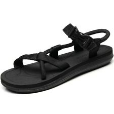 2019 Mens Slingbacks Sandals Open Toe Buckle Casual Shoes Wearproof Fashion New