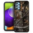 For [Samsung Galaxy A32][EMBOSSED DUO SET4] Shock Dual Layer Case