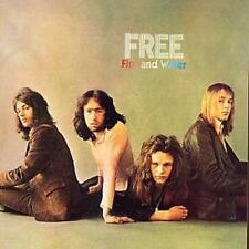 *NEW* CD Album Free - Fire and Water (Mini LP Style Card Case)