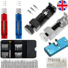 Watch Band Repair Tool; Link Pin ; Back Battery Cover; Remover ;Screwdriver Sets