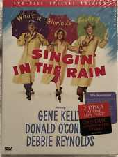 Singin in the Rain (Dvd, 2002, 2-Disc Set, Two Disc Special Edition)