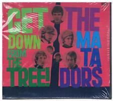 Matadors - Get down from the tree! / 24 Titel 1964-1968 / CD Neuware