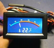 Digital Temperaturanzeige Thermometer Meter Gauge PC Computer MOD Temperature