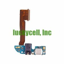 HTC One M8 831C Headphone Audio Jack Charger Charging USB Port Flex Cable 32GB