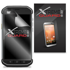 6-Pack Clear HD XtremeGuard HI-DEF Screen Protector Skin For Caterpillar CAT S40