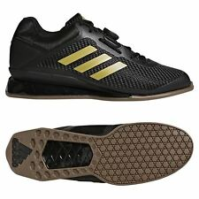 5e1d5ab05893 adidas Leistung 16 II Mens Weightlifting Shoes Black gold (2018) 8.5 UK