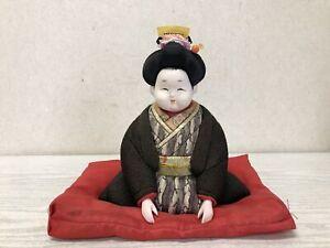 Y3152 NINGYO Kimekomi Doll Ofuku figure figurine Japan vintage antique