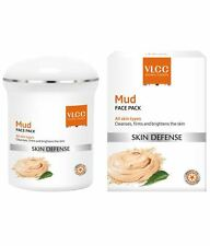 VLCC Mud Face Pack, Cleanses, Tightens and Brightens the skin -70g