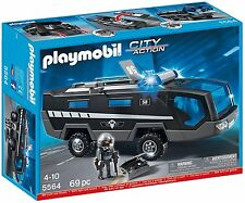Playmobil Tactical Unit Command Vehicle 5564