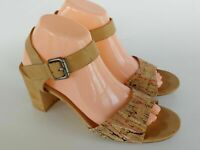 Patrizia By Spring Step Shivin Open Toe Sandals Women's Size 39, US 8.5