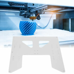 3D Printer Hot Bed Base Plate Anodized Aluminum Plate for PRUSA I3 Anet A8