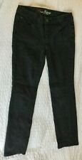 Tommy Hillfiger tapered jeans Size 6R Vintage High rise cotton stretch Sturdy