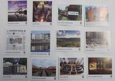 PANINI Saarland raccoglie Saarland - 50 pezzi scegliere Sticker