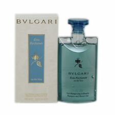 BVLGARI EAU PARFUMEE AU THE BLEU SHAMPOO AND SHOWER GEL 200ML Retail Box